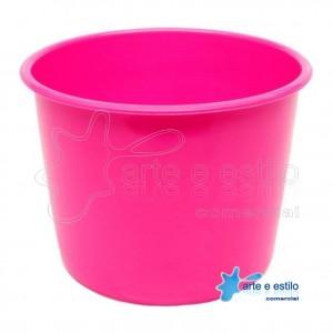 10 Baldes de Pipoca e Lembrancinhas 1,5 Litros - Pink