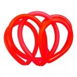 Balão / Bexiga para fazer Bichinhos e esculturas mod. Palito 260 Happy Day Liso Emb. c/ 30 unid. - Amarelo