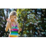 Caixa com 12 Tubos Bolhas de Sabão Super Bubble - Só R$1,40 cada tubo
