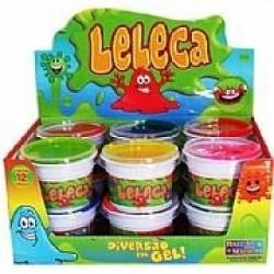 Caixa c/ 12 unidades de Leleca diversão em Gel - Só R$2,24 cada unidade