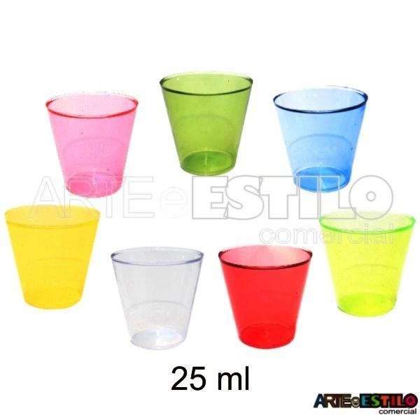 10 Copinhos para Brigadeiro a Jato, Licor e Lembrancinhas - 25 ml