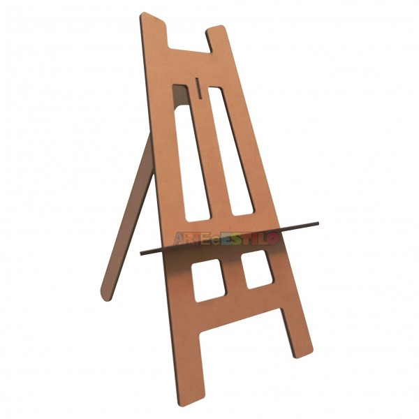 05 Mini Cavalete de Mesa - 26cm de altura