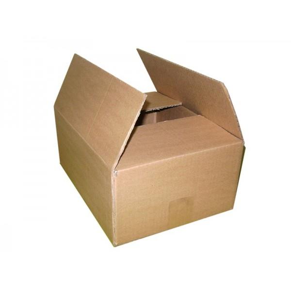 10 Caixas de papelão 22 x 17 x 18 cm mod. 01- R$1,65 cada caixa