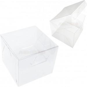 25 Caixas de Acetato 10 X 10 X 10 cm - Só R$1,19 cada