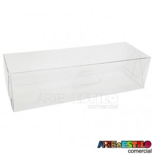 25 Caixas de acetato 15X5X4 cm - Só R$0,60 cada