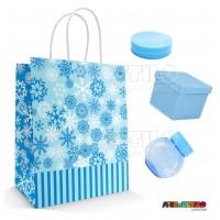 20 Kits de Lembrancinhas Frozen Neve
