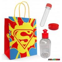 20 Kits de Lembrancinhas Super Homem