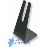 10 Suportes de uso universal para Cd, Placas e afins cor  Preto R$1,00