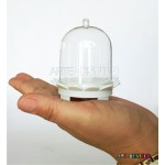 Só R$0,99 cada - Mini Cupula Bailarina c/ Redoma de Acrilico - Embalagem c/ 10