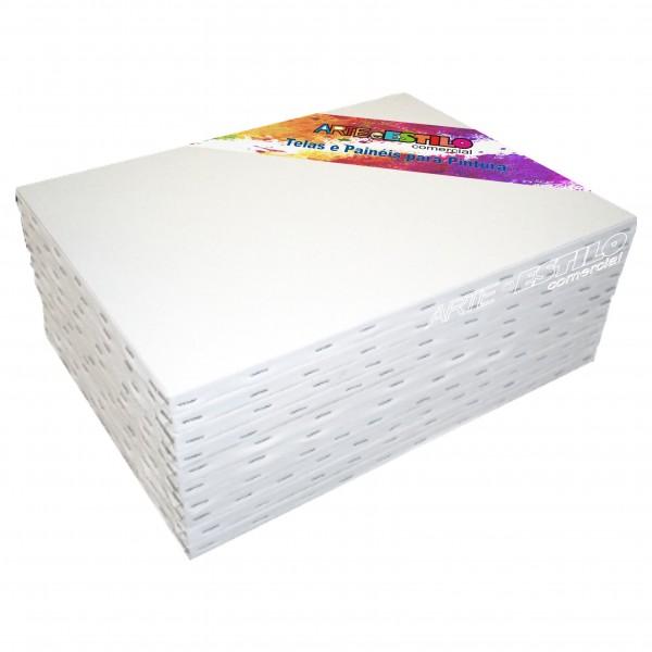 02 Telas para pintura 60x100 Só R$29,65 cada tela